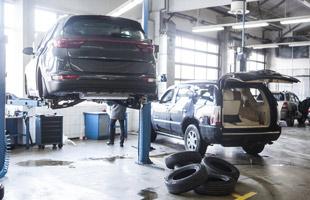 野口自動車の修理・板金